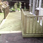 Decking Fitters Kent - Finished Deck image 2
