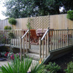 Decking Fitters Medway - Finished Deck image 5